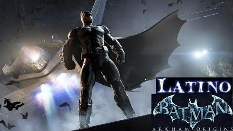 Batman- Arkham Origins (2013) Tráiler Latino
