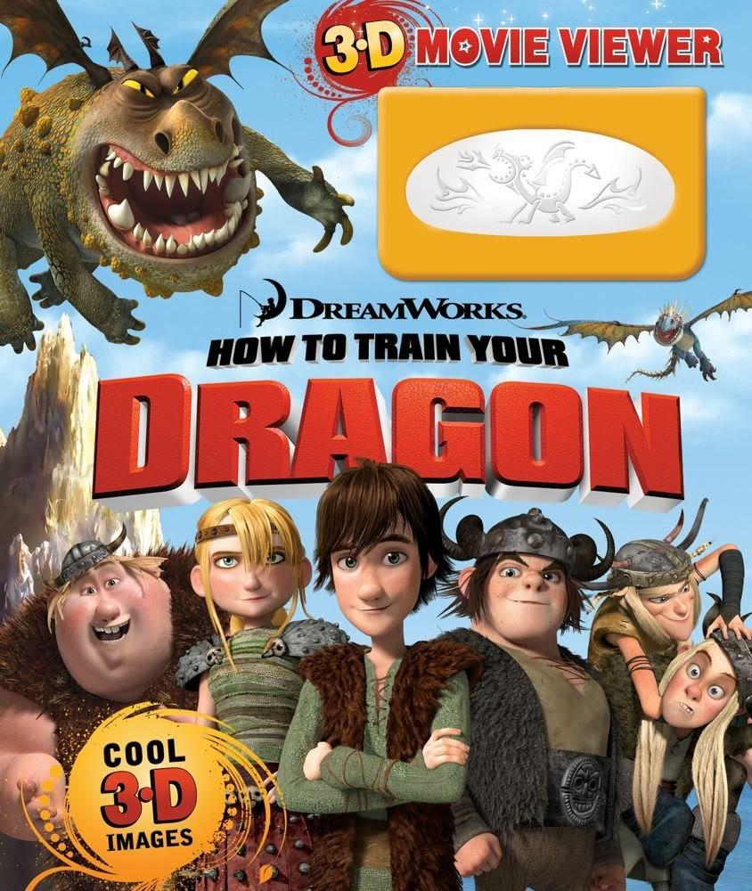 Cómo entrenar a tu dragón (franquicia)