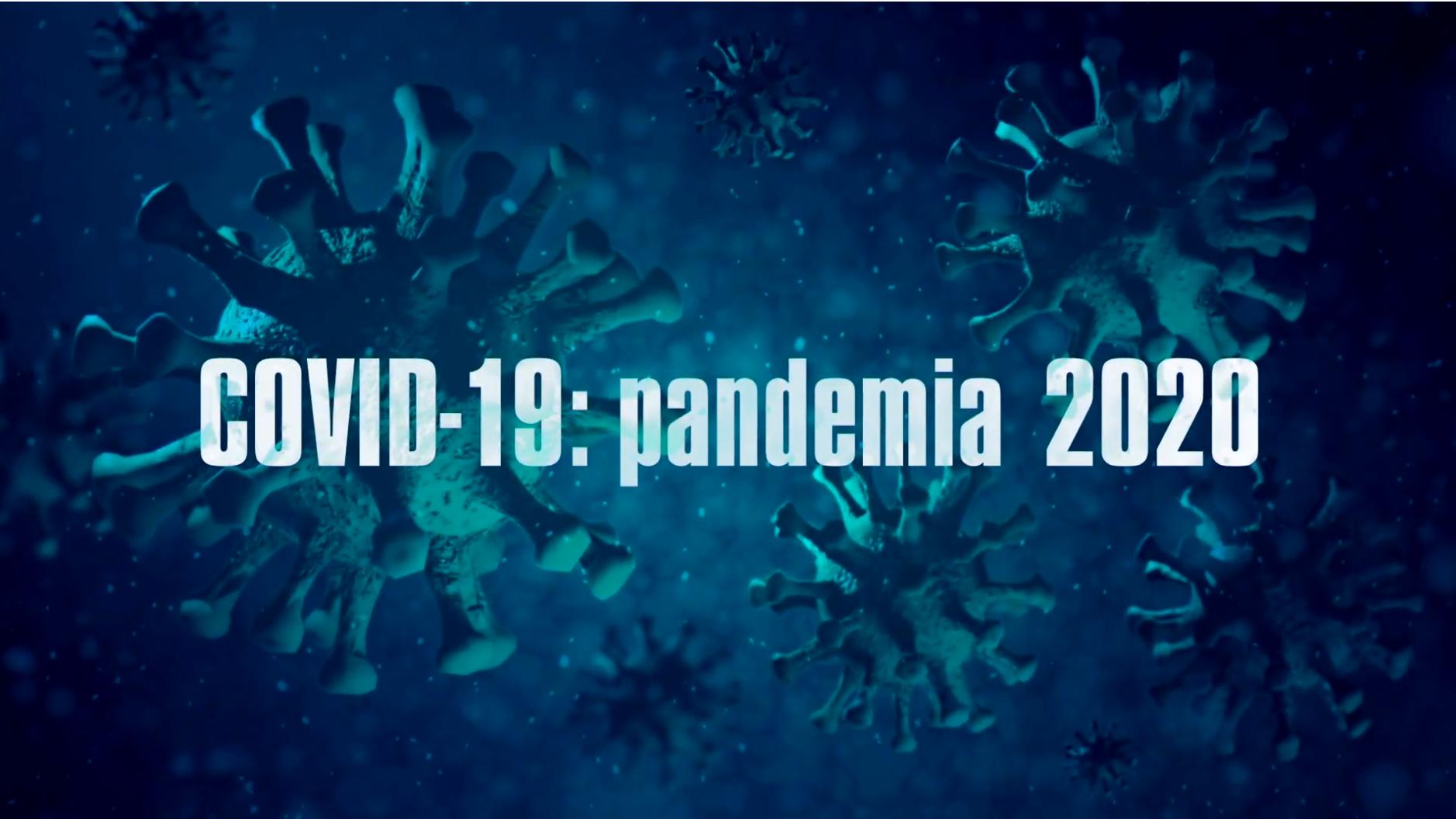 COVID-19: pandemia 2020