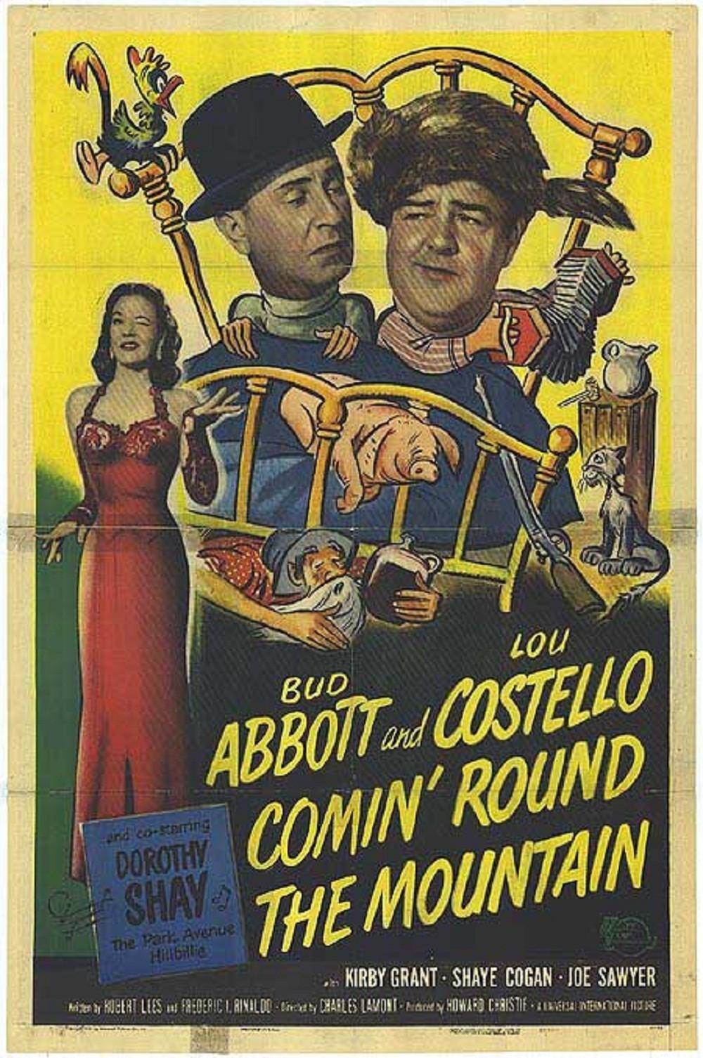 Abbott y Costello: Cazador cazado