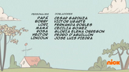 Creditos de doblaje The Loud House ESLA (S321-1)