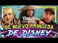Danna Paola habla sobre su nuevo estelar de doblaje en Disney- RAYA Y EL ÚLTIMO DRAGÓN