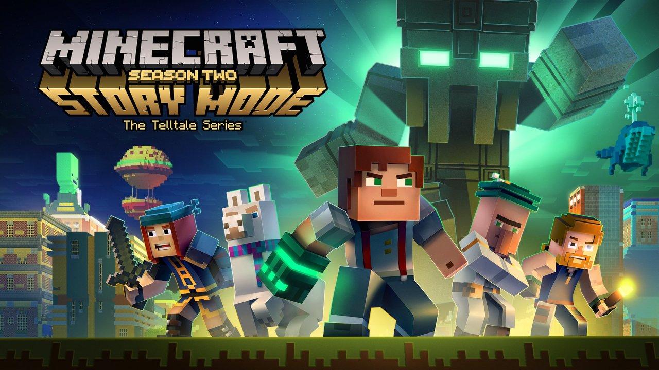Minecraft: Modo historia - Temporada 2