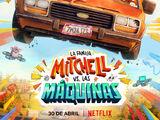 La familia Mitchell vs. las máquinas