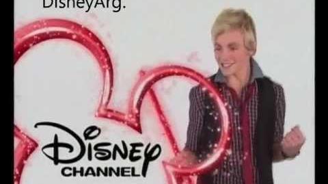 Ross Lynch Estas viendo Disney Channel Español - Latino