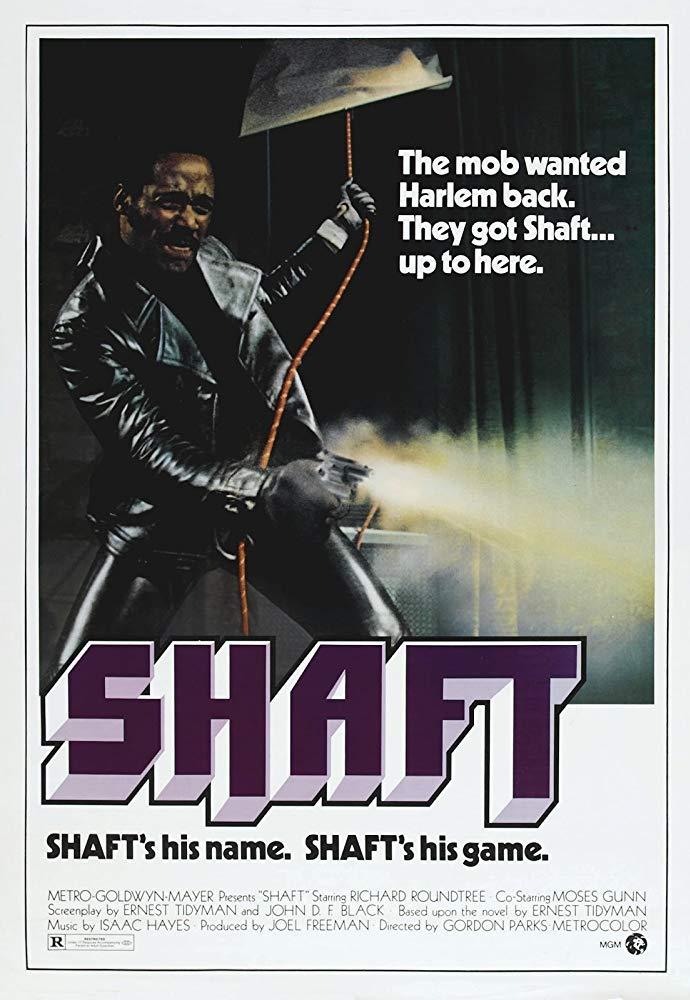 Shaft: Las rojas noches de Harlem