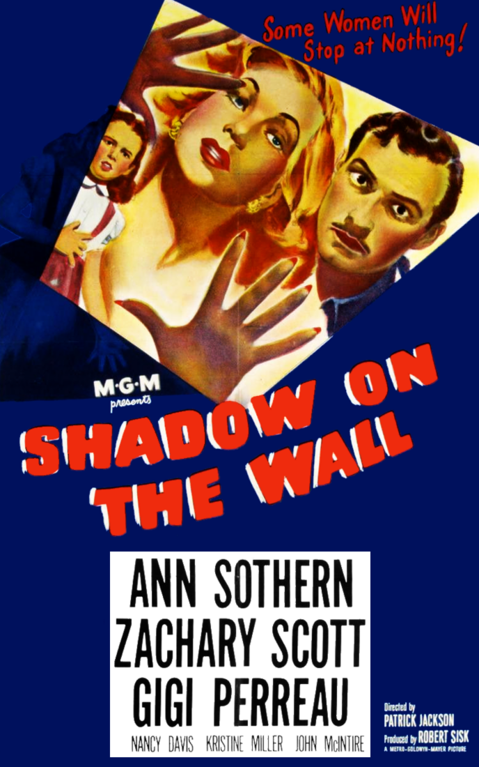 Una sombra en la pared