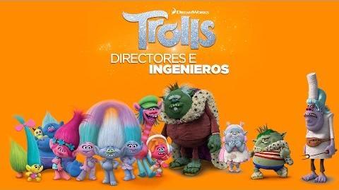 Trolls – Doblaje de la película Conoce a los directores e ingenieros de Trolls