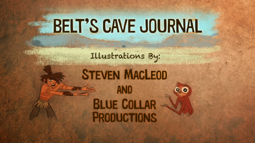 El diario de la cueva de Brazo