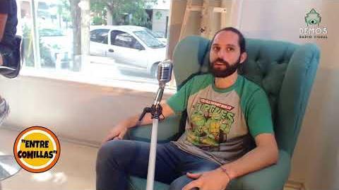 ALEJANDRO GRAUE en EntreCOMillas del 26 de octubre de 2017