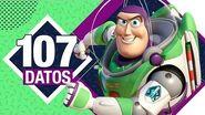 Buzz Lightyear nos cuenta los 107 Datos de Toy Story que DEBES saber Atómico 328 Átomo Network
