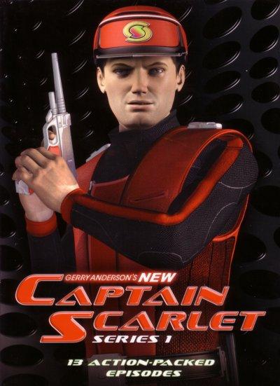 El nuevo Capitán Scarlet