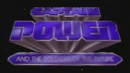 Capitán Power y los soldados del futuro