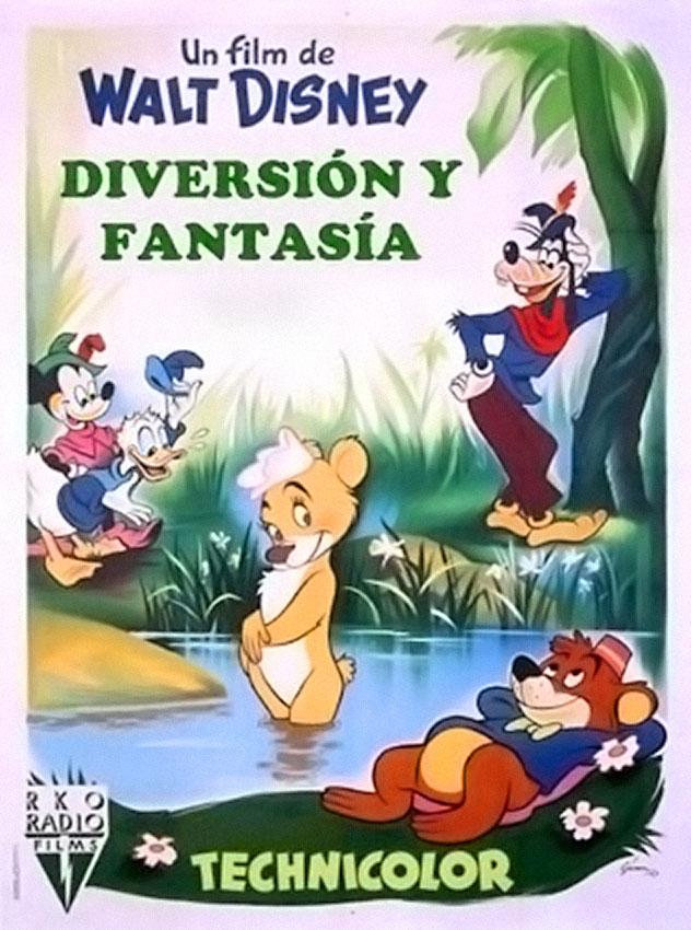Diversión y fantasía