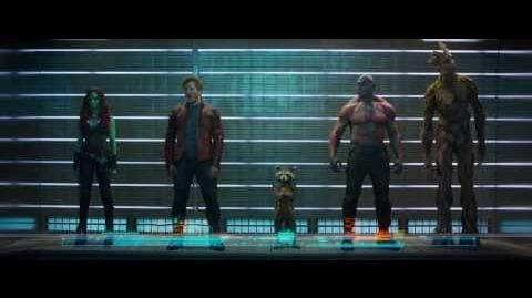 Guardianes de la Galaxia tráiler Latinoamérica -- Oficial (Doblado) for the dubbed version
