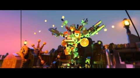 LA GRAN AVENTURA LEGO - Qué Harías - Oficial de Warner Bros. Pictures
