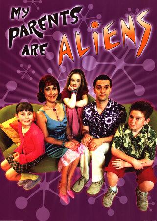 Mis padres son extraterrestres