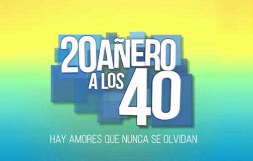 Veinteañero a los 40