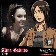Attack on Titan Las películas (Actores presentados 06)