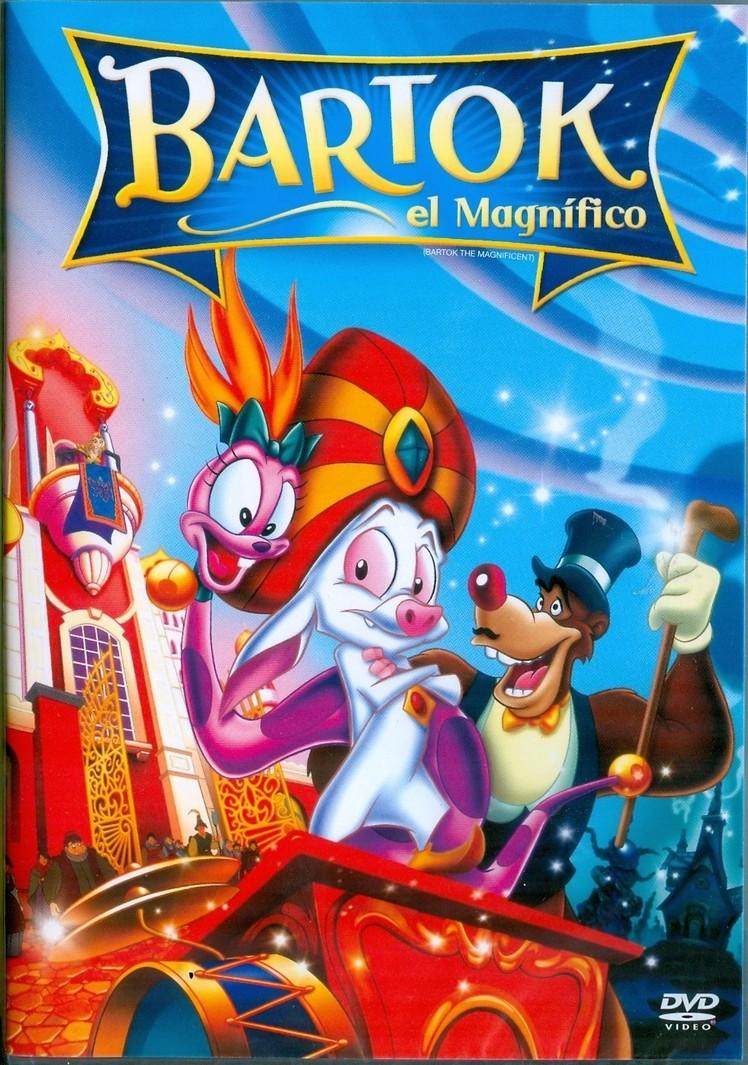 Bartok, el magnífico