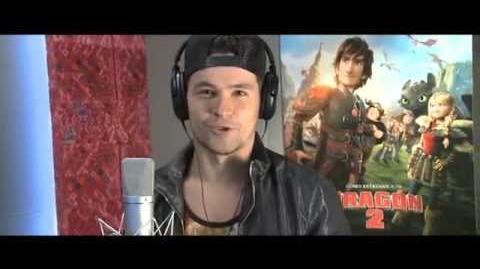 Eleazar Gomez hace la voz de Hipo en COMO ENTRENAR A TU DRAGON 2