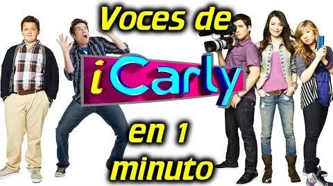 Voces de ICARLY en 1 minuto- -22