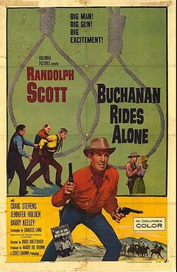 Buchanan cabalga de nuevo