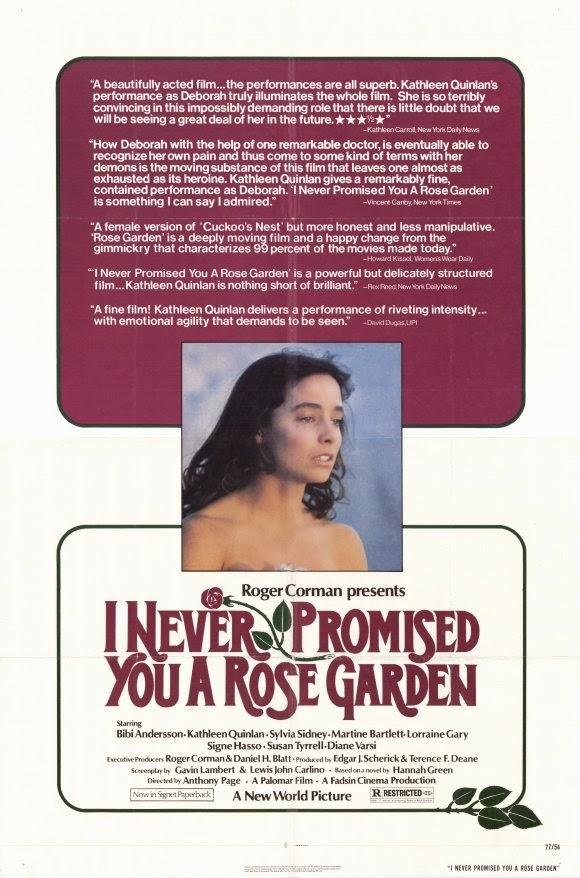 No te prometí un jardín de rosas