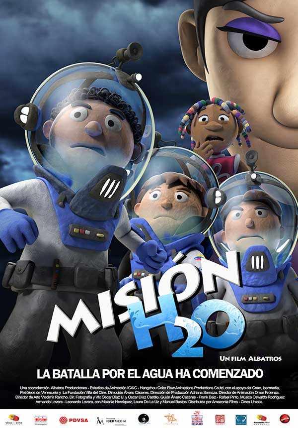 Misión H2O