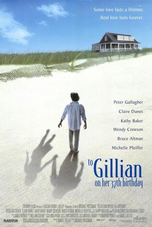 A Gillian en sus 37 años
