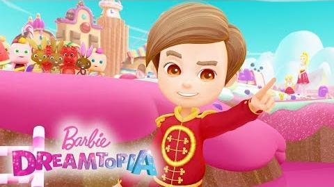 Gran sorpresa del Príncipe Notto Dreamtopia La Feria Barbie