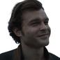 Han Solo joven - Alden Ehrenreich