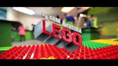 LA GRAN AVENTURA LEGO® GANADORES DEL CONCURSO DE DOBLAJE