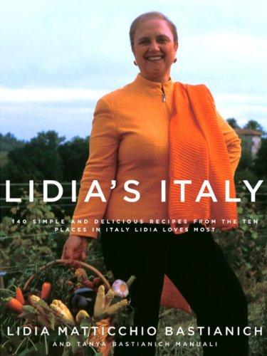 La Italia de Lidia en América