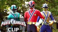 Power Rangers en Español !Kevin no puede metamorfosearse¡