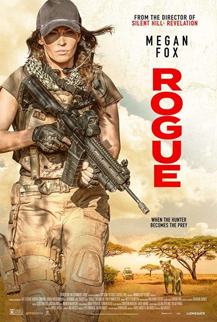Comando Rogue