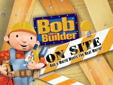 Bob el constructor: Zona de trabajo