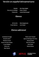 Créditos doblaje Acosador nocturno A la caza de un asesino en serie (ep. 2)