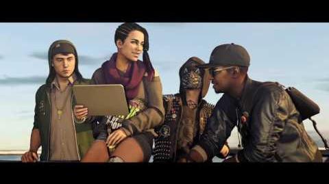 Watch Dogs 2 - Trailer de Lanzamiento Esp