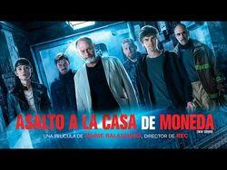 Asalto A La Casa De Moneda (Way Down) - Trailer Doblado al Español