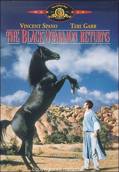 El regreso del corcel negro (1983)