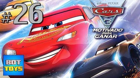 Cars 3 Motivado Para Ganar 26 (PS4 PS3 Nintendo Switch Wii U Xbox One Xbox 360)