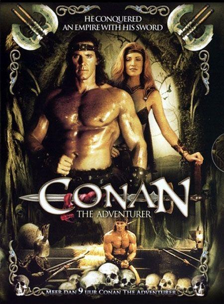Conan (serie de TV)