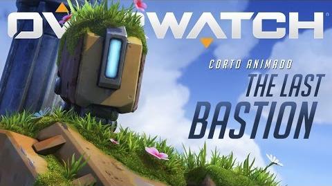"Corto animado de Overwatch ""The Last Bastion"""