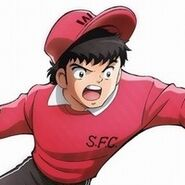 Genzo Wakabayashi (Captain Tsubasa - LLR)