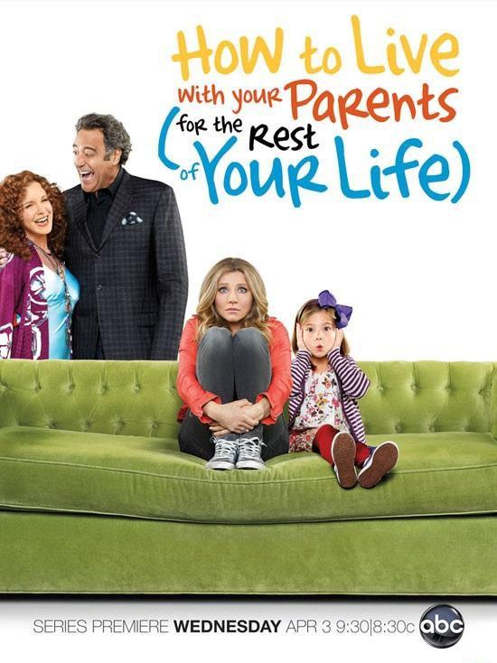 Cómo vivir con tus padres (por el resto de tu vida)