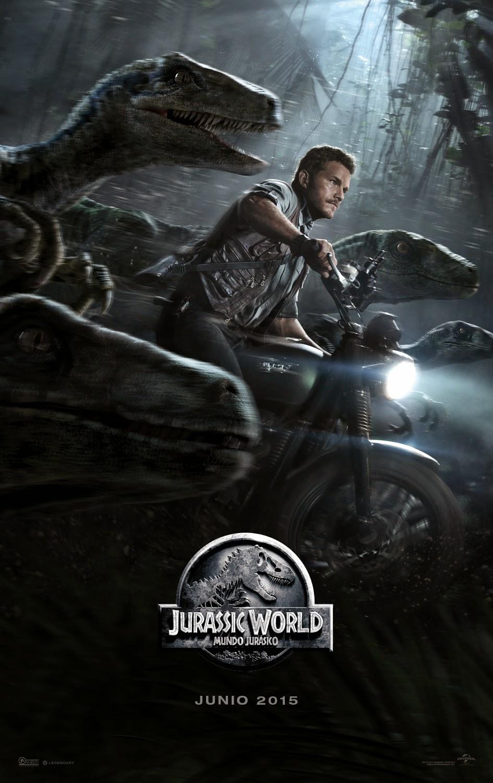 Jurassic World: Mundo jurásico