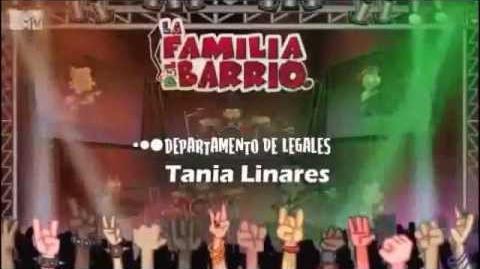 La Familia Del Barrio - Creditos