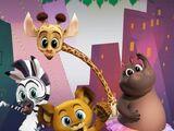 Madagascar: Algo salvaje