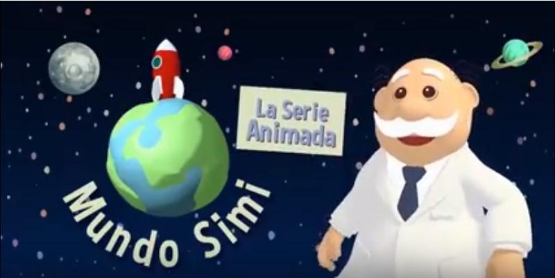 Mundo Simi, la serie animada